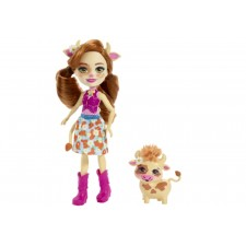 Enchantimals Cailey Cow & Curdle