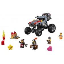 LEGO Movie 2 Emmets & Lucys Flucht Buggy