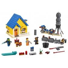 LEGO Movie 2 Emmets Haus & Rettungsrakete