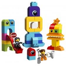 Duplo Movie Besucher vom LEGO Duplo Planeten