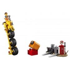 Lego Movie 2 Emmets Dreirad