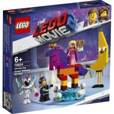 Lego Movie 2 Königin Wasimma Si-Willi