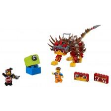 Lego Movie 2 Ultrakatty & Krieger-Lucy