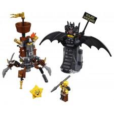 Lego Movie 2 Batman und EisenBart