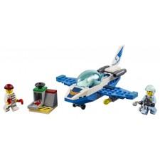 City Polizei Flugzeugpatrouille