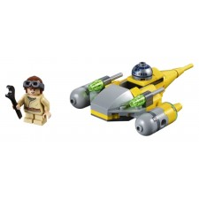 Star Wars Naboo Starfighter Microfighte