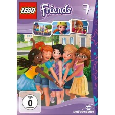 DVD LEGO Friends 7