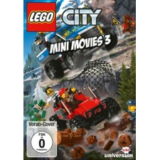 DVD LEGO City Mini Movies 3