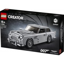 Creator James Bond Aston Martin