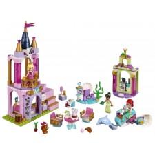 Disney Princess Ariel, Aurora, and Tiana's Jubiläumsfeier