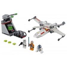 Star Wars X-Wing Starfighter Trench Run