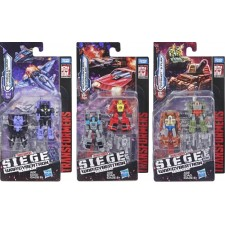 Transformers Generations WFC Siege Micromaster Sortiment