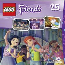 CD LEGO Friends 25