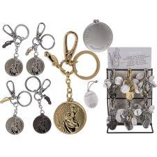 Metall Schlüsselanhänger St. Christophorus