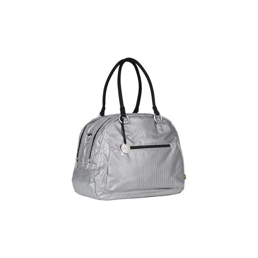 Gold Label Bowler Bag silver