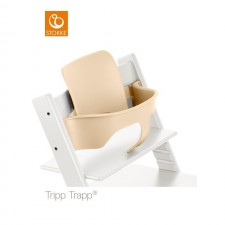 New Tripp Trapp Baby Set natural