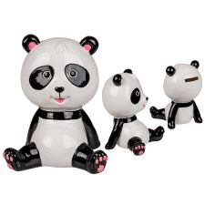 Keramik Spardose Panda 16cm