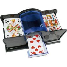 Kartenmischmaschine Manuel