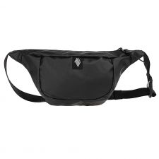 Nitro Tugh Black Hip Bag