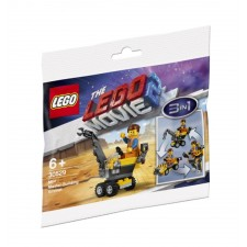 LEGO® Movie 30529 Mini-Baumeister Emmet