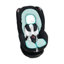 Babycool-Autositz Auflage melange mandel