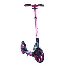 Alu Scooter Six Degrees 230mm Vorderrad/215mm Hinterrad, rot