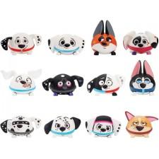 Mattel GBM10 Disney   Das Haus der 101 Dalmatiner   Kleine Hundehüpfer Sortiment im Thekendisplay