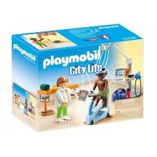 PLAYMOBIL 70195 Beim Facharzt: Physiotherapeut