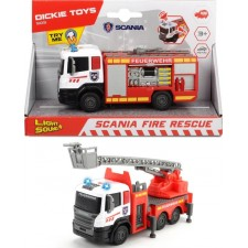Scania Fire Rescue, 2-sort.