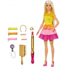 Barbie Ultimate Curls Puppe (blond)