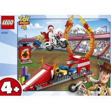 Lego Toy Story Duke Cabooms Stunt Show