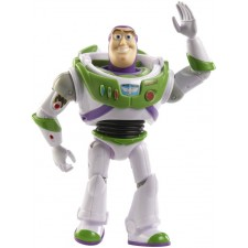 Mattel GDP69 Toy Story 4 Basis Figur Buzz Lightyear
