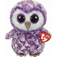 TY MOONLIGHT OWL - BOO MED