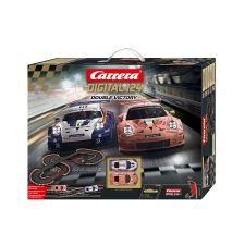 Carrera DIG 124 Double Victory 9,3m Strecke