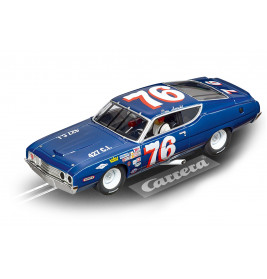 Carrera Digital 132 Ford Torino Talladega No 76 1970