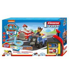 Carrera First PAW PATROL - Race 'N Rescue