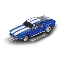 Carrera Go!!! Ford Mustang '67 - Racing blue