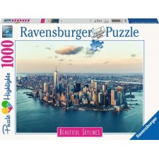 Ravensburger 140862 Puzzle New York 1000 Teile