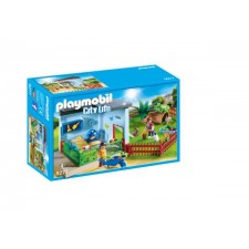 PLAYMOBIL 9277 Kleintierpension