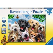 Puzzle Delighted Dogs 300 T XXL