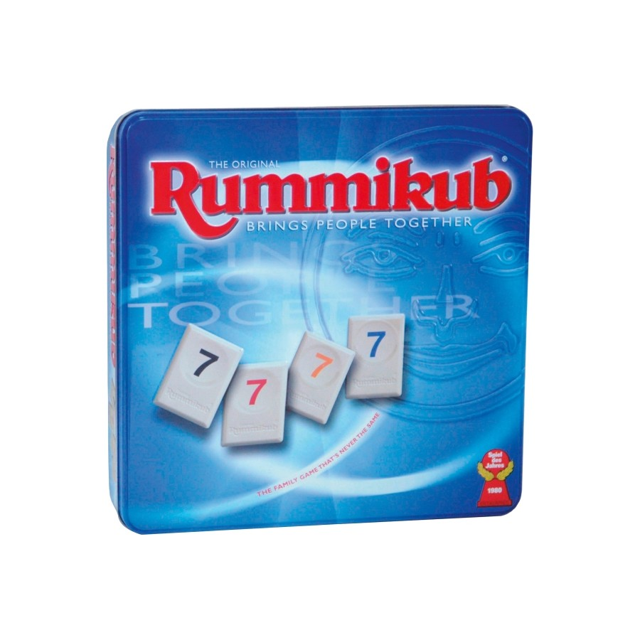 Jumbo 03973 Original Rummikub in Metalldose