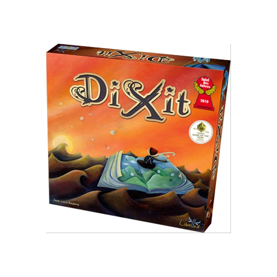 Asmodee Libellud - Dixit - Spiel des Jahres 2010