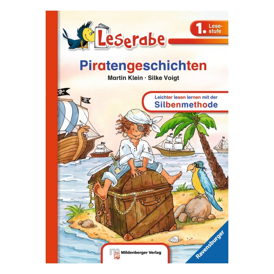 Ravensburger 38533 Piratengeschichten
