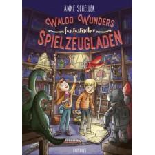 Waldo Wunders fantastischer Spielzeugladen, Bd. 1