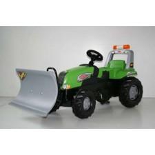 Rolly Junior Rt grün inkl. Schneeschieber+Rundumleuchte