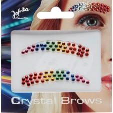 Crystal Brow Regenbogen