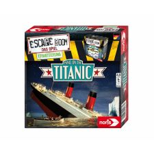 Escape Room Panic on the Titanic