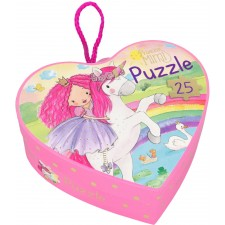 Princess Mimi Puzzle in Herzs