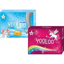 YOOLOO Unicorn + Junior Paket