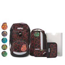 Ergobag pack Schulrucksack-Set SupBärheld